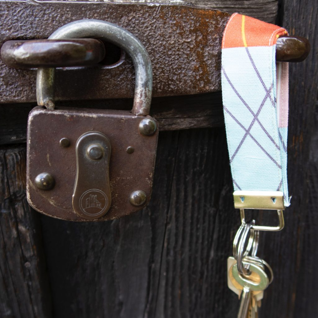 Musterstudio Schlüsselanhänger