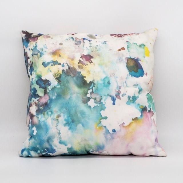 Kissen ART BY CHANCE Mit dieser dekorativen Kissenhülle verleihst du deinem Sofa im Handumdrehen einen neuen Look!  #kissenhülle #patterndesign #pillowpattern #interiorinspiration